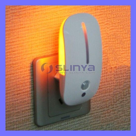 LED Sensor Motion Lamp for Child Wall Light LED Night Light Sensor Kids Light