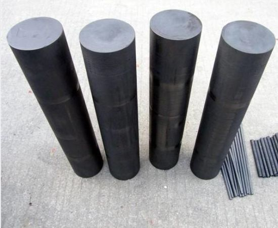 High Pure High Density Isostatic Pressing Graphite Carbon Rod