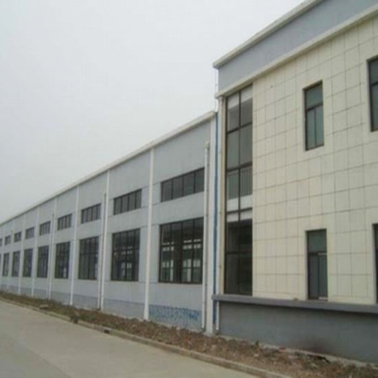 Professional Design Steel Structure Warehouse Building pictures & photos