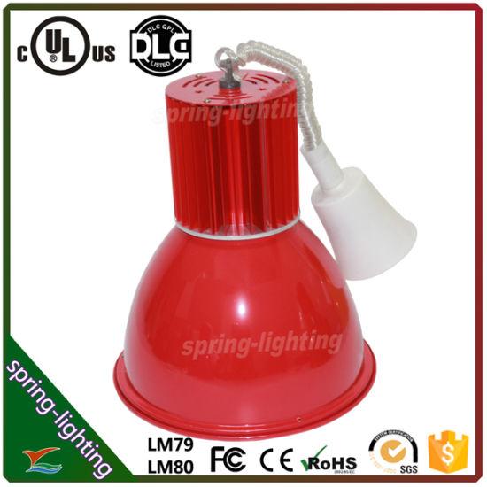 30W LED Fresh Lights Red Color for Supermarket Lighting, High/Low Bay Lights