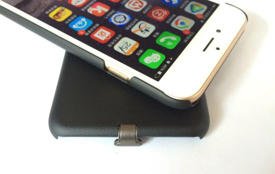 Wireless Charger Receiver Case for iPhone 6 6s Plus pictures & photos