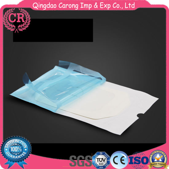 Disposable Medical Transparent Surgical Dressing pictures & photos