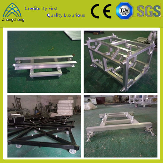 Aluminum Truss System Design Stage Lighting Truss & China Aluminum Truss System Design Stage Lighting Truss - China ...