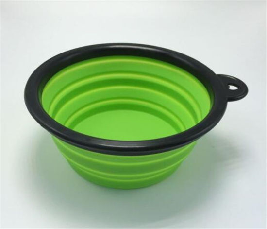Plastic Melamine Slow Feed Dog Bowl