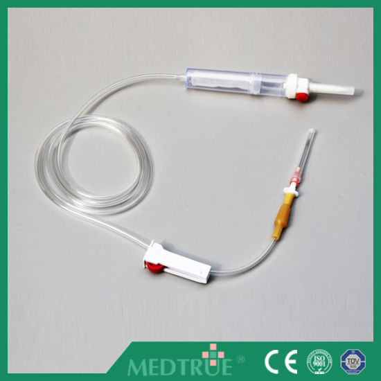 Hot Sale Medical Disposable Blood Transfusion Set (MT58004022) pictures & photos