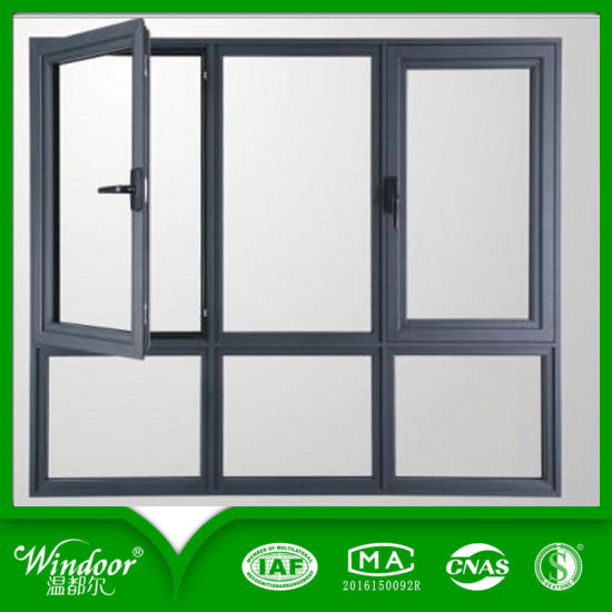 China Construction High Sealant Window of Aluminum, Swing Design ...