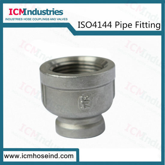 Stainless Steel Reducing Threaded Fittings