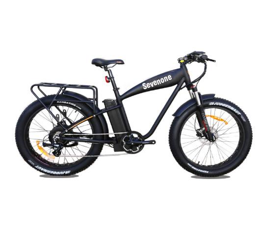 2019 Beach Cruiser Hammer 48V 500W Fat Tire Electric Bike