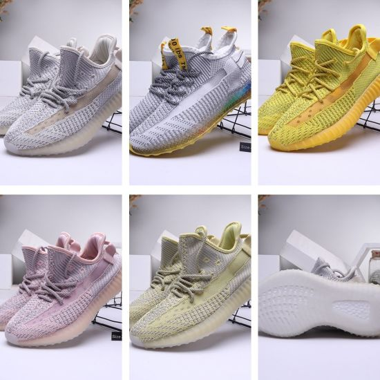 "China Yeezy 350 V2 "" Static"" Yezzy Sneaker Running Shoes"
