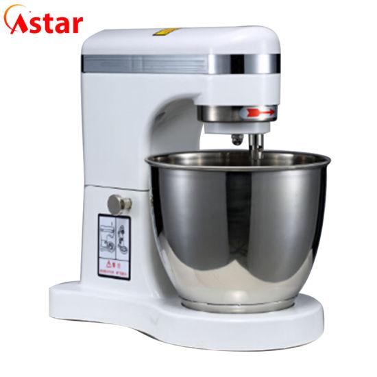 Home Appliance Bakery Equipment Kitchen Aid Machine Cream And Egg Mixer