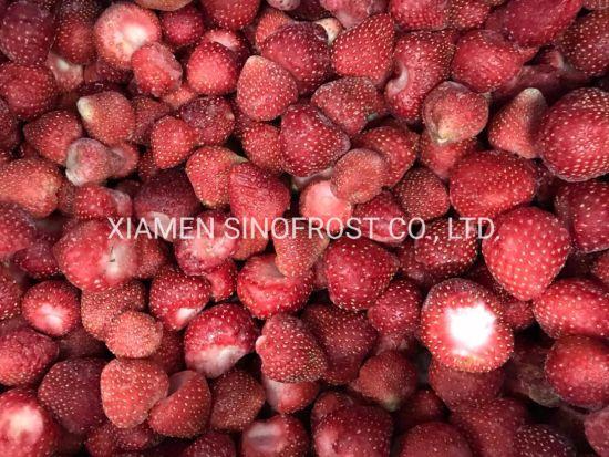 Sweet Charlie Variety IQF Strawberries, Frozen Strawberries, IQF Whole Strawberries, IQF Diced Strawberries, IQF Sliced Strawberries