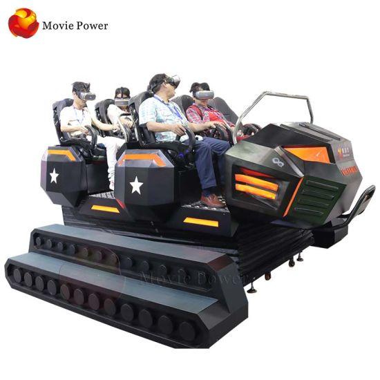 Movie Power Indoor Motion 9d Vr Cinema Simulator Game Machine