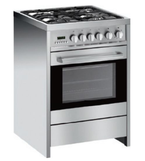 ETL Approved High Quality Free Standing 4 Burner Gas Range Cooker Stove with Oven