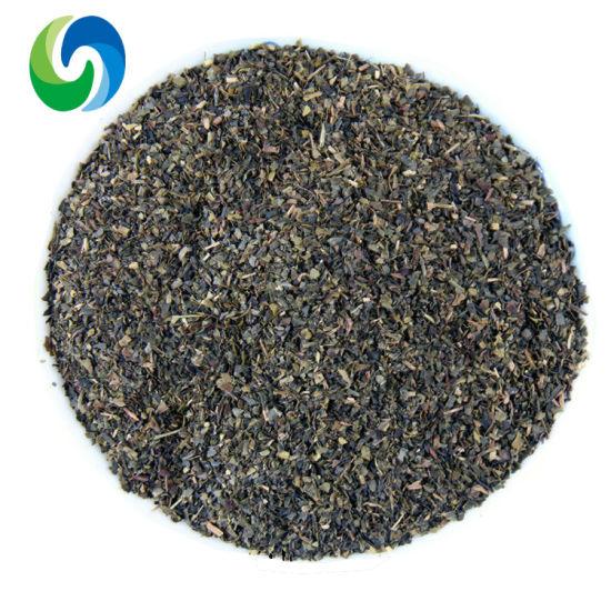 Wholesale Factory Supply Organic Tippy Green Tea Fannings for Teabag Egypt Saudi Emirates