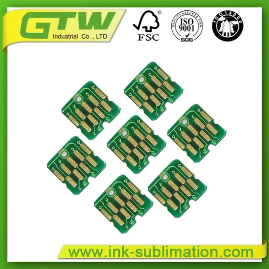 One-Time Compatible Ink Chip for Epson F9200 F7200 F6200 Printer