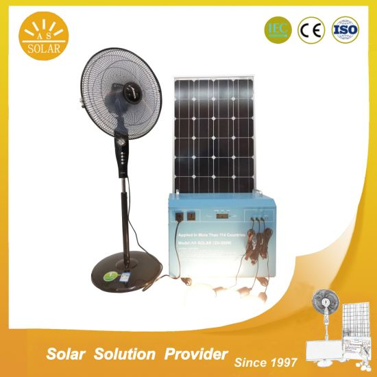 off Grid 500W Solar Power System Solar Generator with Solar Panel Battery pictures & photos