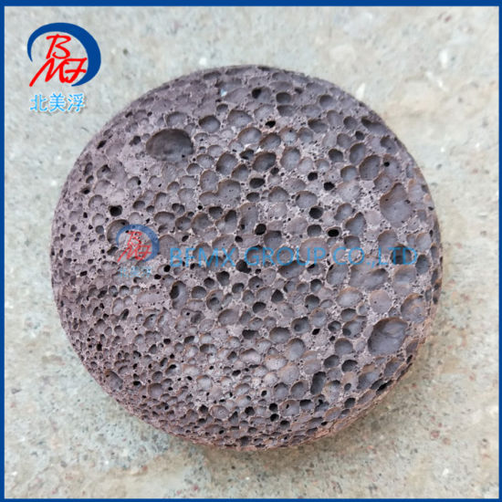 Factory Price Natural Foot Massage Pumice Stone Manufacturer for Aquaculture