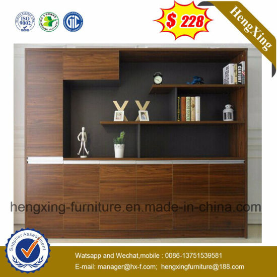 2018   MDF Wood Colorful Cabinet (HX-6M271) pictures & photos