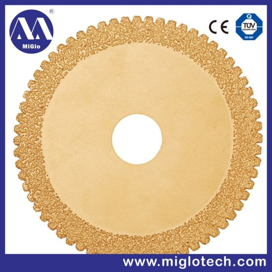 Customized Cutting Tools Abrasion Resistant Alloy Saw Blade (SB-400012) pictures & photos