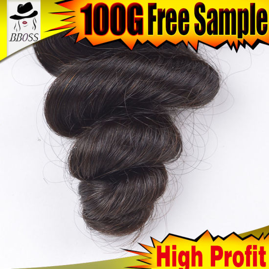 Brazilan Human Virgin Hair Kbl Hair Product pictures & photos
