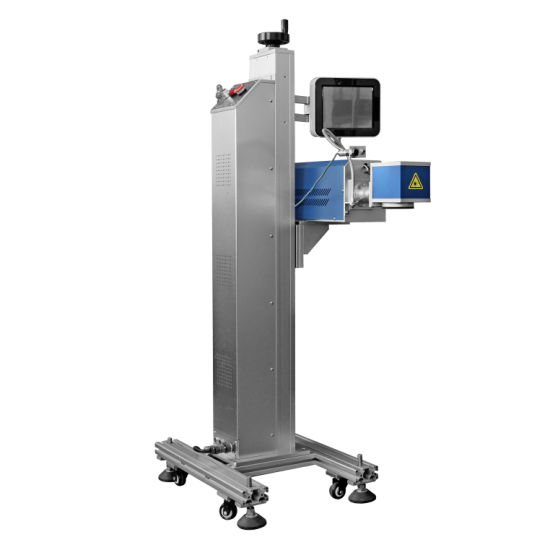 CO2 Laser Marking Machine for Crystal, Acrylic, Rubber, Jade