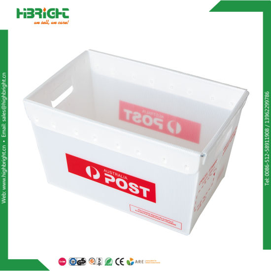 Hot Sale Heavy Duty Plastic Corrugated Commercial Mailbox for Sale
