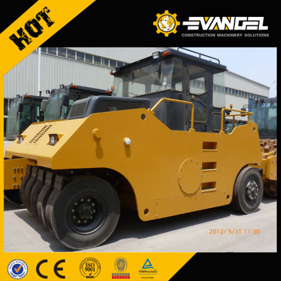 2017 New Pneumatic Road Roll Vibratory Road Roller pictures & photos
