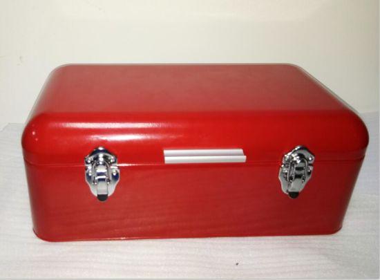 Metal Bread Tin Bread Box