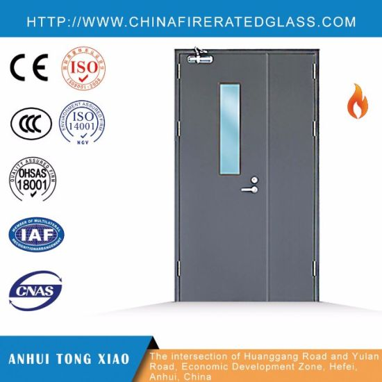 Steel Fire Rated Doors and Frames 30-90minutes pictures & photos