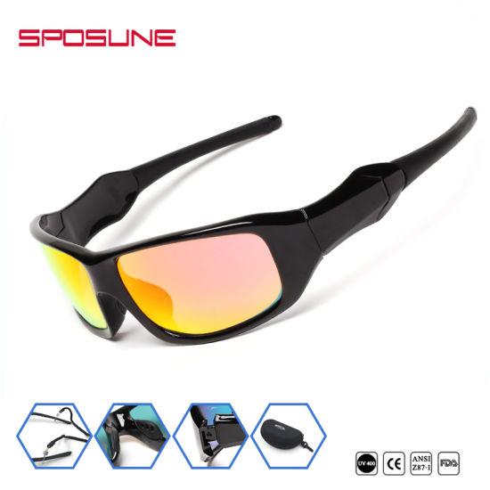 c43290f47b Best Men Fashion Sport Sunglasses Custom Logo Newest Men and Women Outdoor  Cycling Driving Riding Glasses