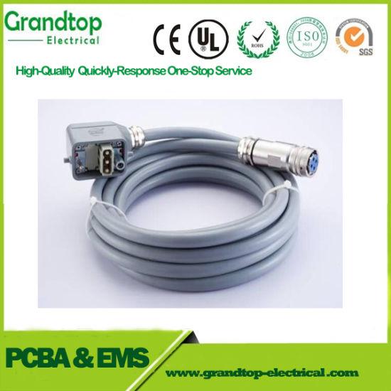 China Automobile Application Automotive Electric Wire Harness Custom ...