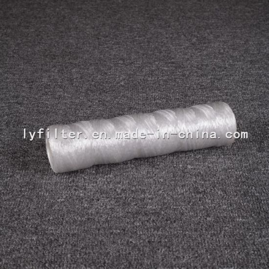 5 Micron PP Candle Wire Wound Filter Cartridge for Sediment Collector
