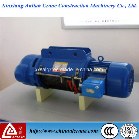 3t Construction Used Crane Wire Rope Hoist pictures & photos