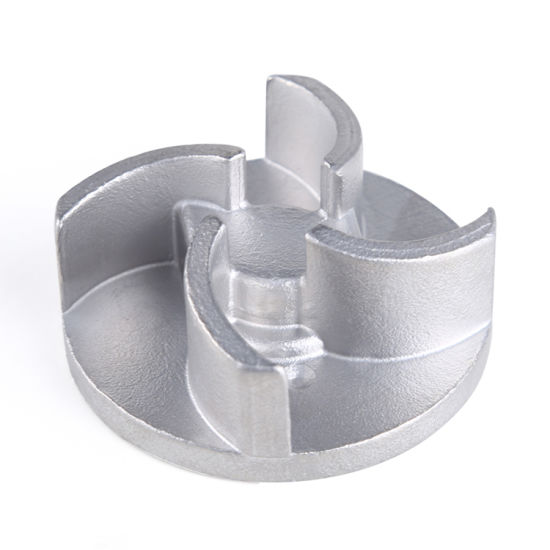 Metal Injection Molding MIM Technology Stainless Steel 304 Impeller