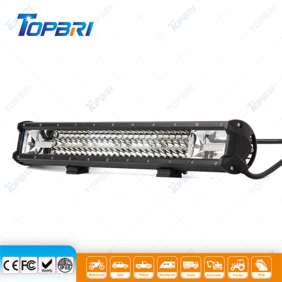 Super Bright Pencil Beam 162W LED Driving Light Bar
