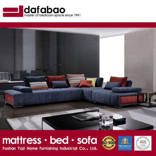 Modern Design With High Quality Fabric Sofa Furniture G7607b