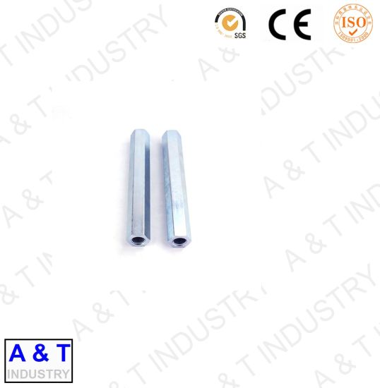 Stainless Steel Long Hex Coupling Nut