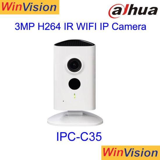 Dahua IPC-C35 3MP Built-in Mic /&Speaker Easy4ip Cloud Wireless IR Network Camera