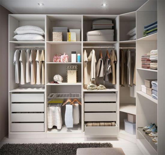 Foshan Customized Bedroom Furniture Wardrobe Closet