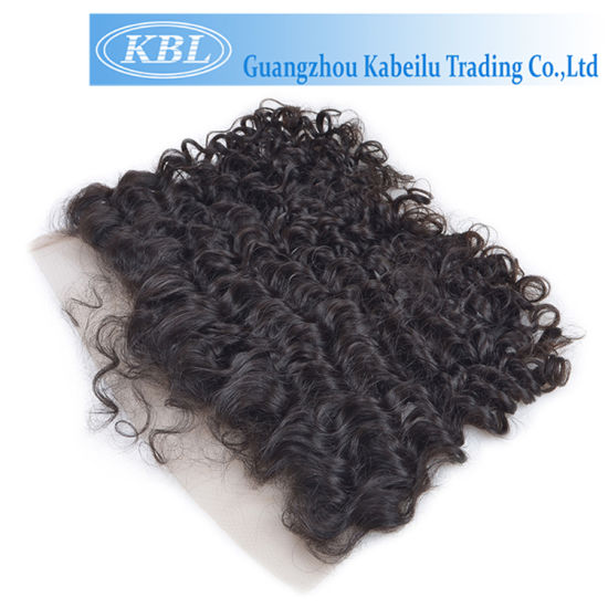 Kbl Hair Brazilian 13*3 Lace Frontal pictures & photos