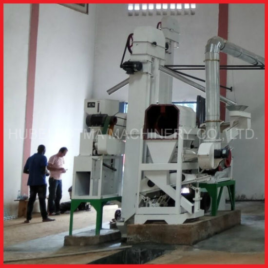 18-20 Ton/Day Small Scale Automatic Rice Mill Machine pictures & photos