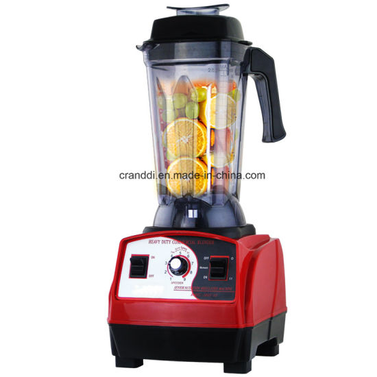 2.0/2.5/4.0L High Capacity, 2200W, Variable Speed Control, ABS Body Food Blender (YL-A5)