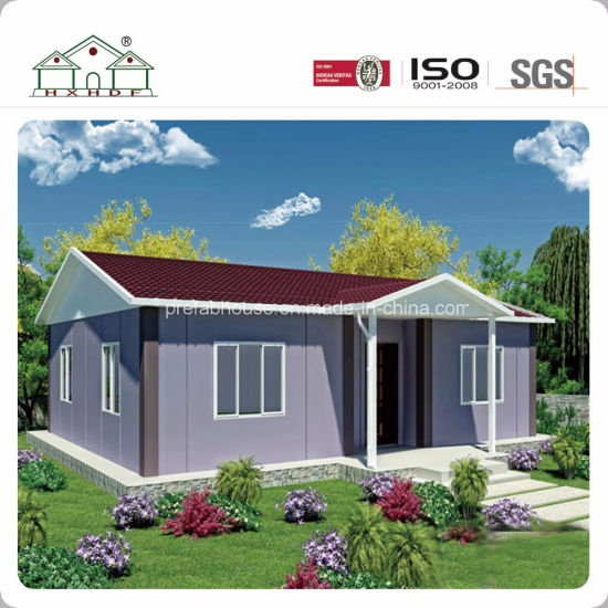 Lowest Price Small Prefabricated Mobile Homes/Prefab Movable Home