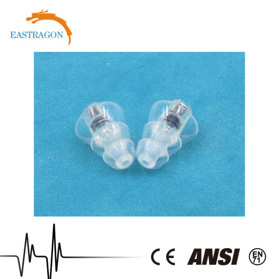 High Quality Best Selling Hearing Aid Music Earplugs pictures & photos