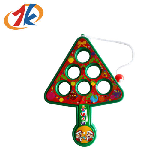 China Supplier Plastic Christmas Tree Game Toy for Promotion