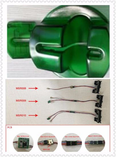 ATM Machine Parts Anti Skimmer Device for NCR
