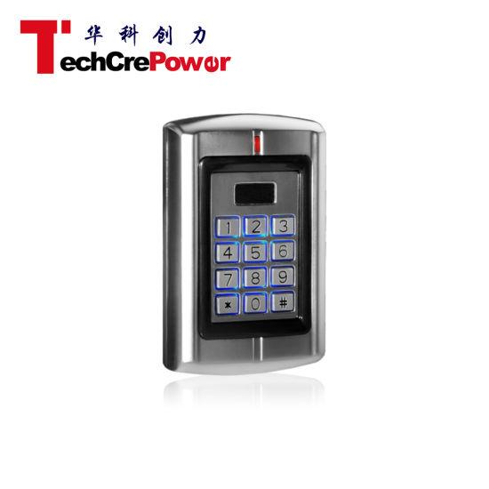 Bc2200 Metal Pin Standalone Keypad Access Control