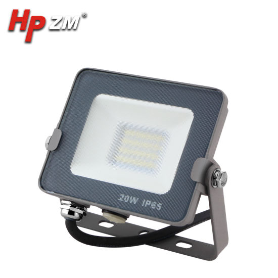 High Power Hpzm LED Flood Light SMD2835 with Frosted Mask