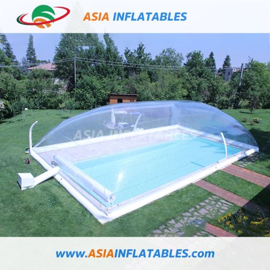 China PVC Protective Inflatable Transparent Bubble Tent ...