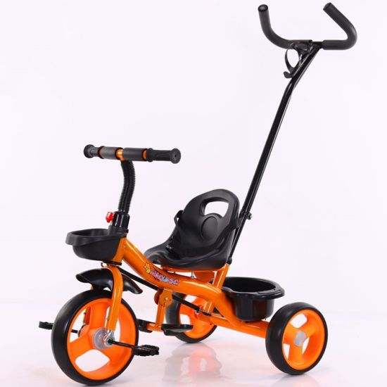 EVA Wheel Child Tricycle for Boys and Girls